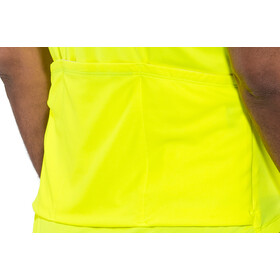 Bontrager Velocis Cycling SS Jersey Herre radioactive yellow